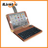 arabic keyboard for ipad mini Detachable Lether Case keyboard