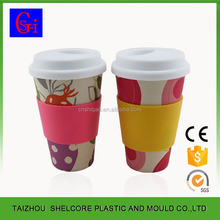 Plant Fiber Bamboo Cups Biodegradable Cup Eco Friendly Cup