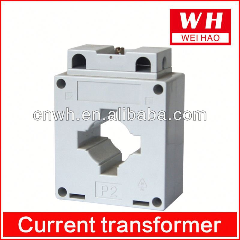 split core high voltage earth leakage current transformer BH-40 current transformer specification