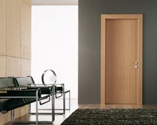 Morden Office Flush door Design