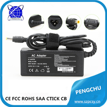 19v 3.16a ac adapter tablet pc for Dell