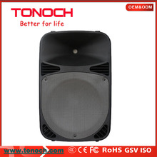 TONOCH DJ pro audio stage equipment,professional speaker/factory TH series PA powered speaker