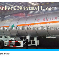 China Cangzhou New 3 Axle Cryogenic