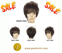 On Sale Top Selling Short Hair Style for Ladies