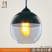New products modern hanging lighting glass ball pendant lights