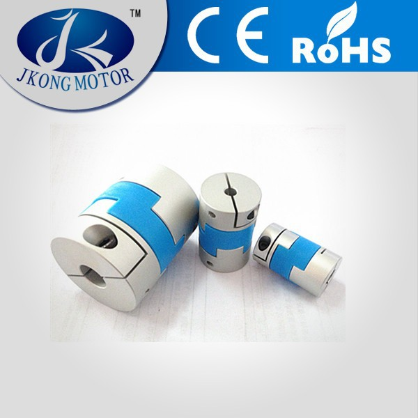 Flexible Plum Coupling for stepper motor and servo motor