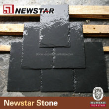 Black natural slate discount roof tile