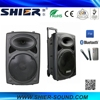 12 Inch Portable Battery Powered Karaoke Party Speakers For Concert