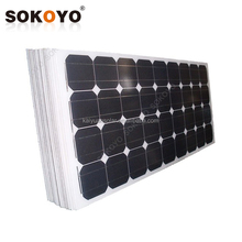 A-grade cell 50w poly solar panel price