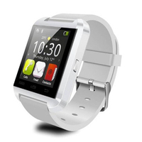 Hot selling U8 watch bracelet phone With Pedometer Synchronize phone watch