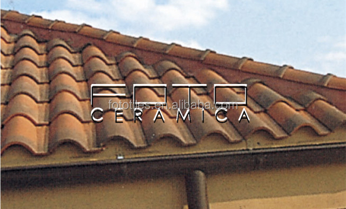 Asian style ceramic half round clay roofing tile prices on for Buy clay roof tiles online