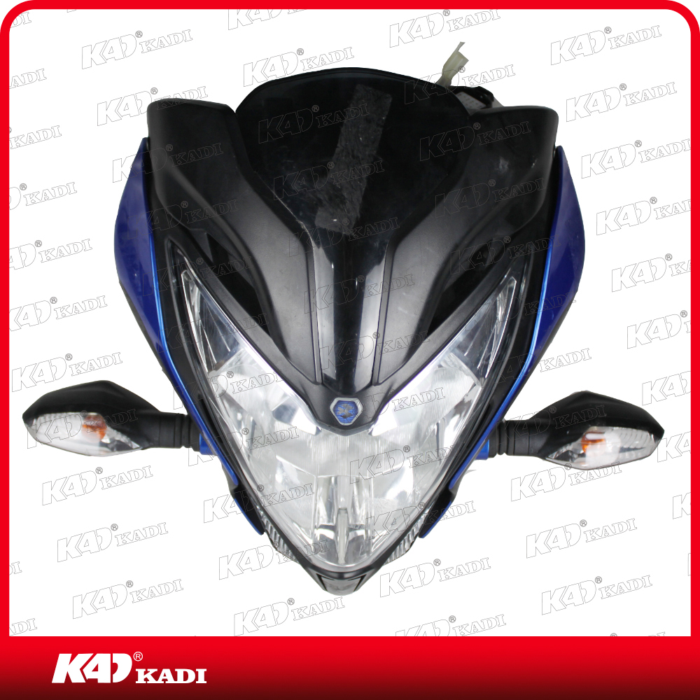 motorcycle spare part motorcycle headlight for BAJAJ PULSAR 200NS