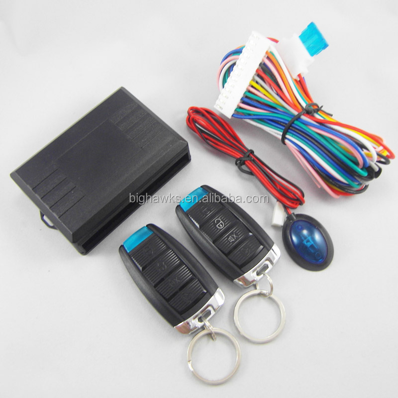 Keyless entry system OEM brand BIGHAWKS K905(M604)-8216 passive keyless entry pke remote start