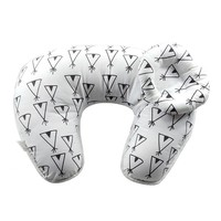 pattern for headrest neck roll cases emoji pillow plush