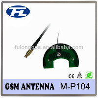 (Real Factory)MCX male connector GSM Antenna Internal car tracking 2dbi gain