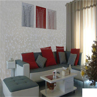 Self adhesive for home or hotel best selling wallpaper murals 3d