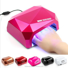 Hot selling!! 36W CCFL&LED nail curing lamp that can cure both hands and feet
