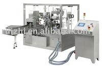 Zipper Bag Filling and Sealing Machinery