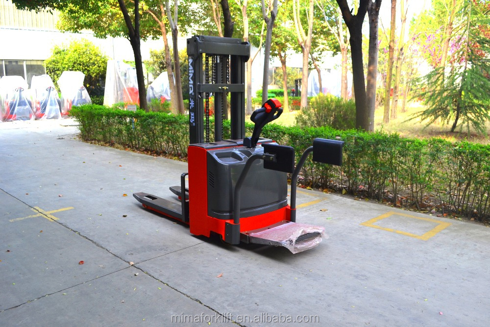 Electric pallet stacker(TB model) AC KDS drive motor work 5~8 hours