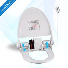 Automatic self-clean sanitary disposable toilet seat lid cover