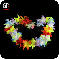 Hot Cheap Factory Wholesale Led Handmade Garland Flower Making