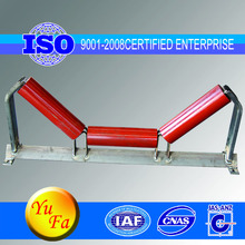 mining machinery transport roller conveyor roller roller support