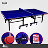 China Wholesale A808 Indoor Table Tennis Table Ping Pong Table