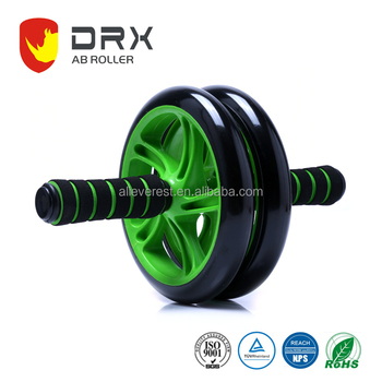 Environmental gym fitness equipment adjustable AB Roller exercise wheels