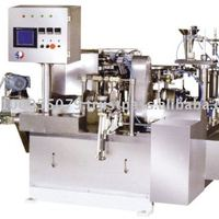 Standup Pouch Filling Sealing Machine Sealing
