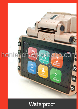 Fiber Fox - Mini 6S Anti-shock Test/ Fiber Fox fusion splicer