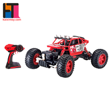 10280245 Scale 1:18 2.4G Kids Electric RC Rock Crawler With Charger