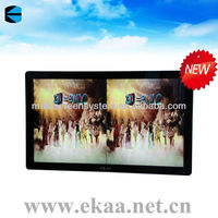 55inch ultra slim smart tv hot sell all in one pc with intel i3 | i5 | i7 dual/quad-core CPU optional OEM ODM TV All In One