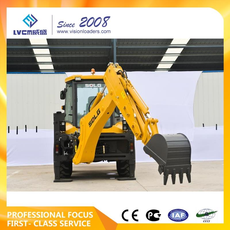 Brand new chargeuse pelleteuse parts case backhoe with high quality