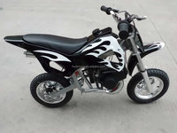 Gasoline mini pit bike 49cc