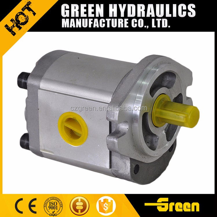 P216 P214 series good quality kyb hydraulic gear pump