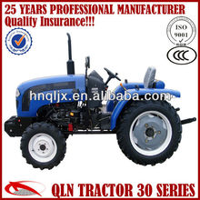 Hot sale New design QLN304 mini farm 4wd 30hp wheel international tractor supply
