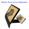 Hot!!! 8.2 Inch plastic mobile phone screen magnifier