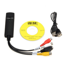 Audio AV Adapter 1CH USB 2.0 Video Capture Card/ Grabber manufacturer VHS to be stored in DVD / VCD