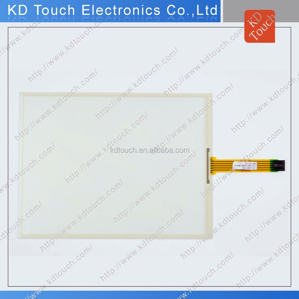 High quanlity Resistive Touch Screen Panel 6.5''5wire