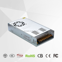 24 v indoor led lighting switching power supply 360w max 15A IP 42