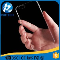 wholesale price ultrathin TPU clear case for iphone 5SE ultra TPU cases