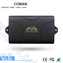 rechargeable large battery GPS tracker for container truck tk104 gps tracker with Android Ios apps