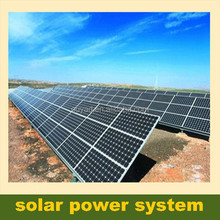 Best supplier easy install 15KW household solar power system