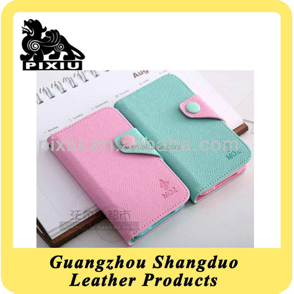 Wholesale Price High Quality Mobile Phone Leather Case for Iphone5