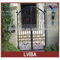 small iron gate&iron sliding door gate and iron gate models