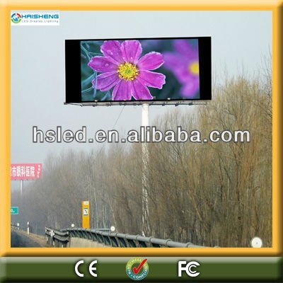 wholesale led signs United States 16mm pitch 1R1G1B or 2R1G1B