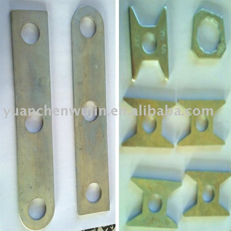Non-standard Machinery Parts Processing/Railway stamping parts
