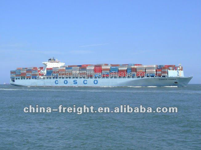Logistics in sea freight 20'GP (General Purpose Containe) --- logistics and 3pl services