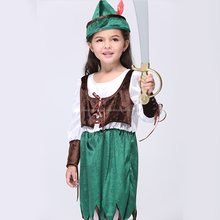 cute pirate children size stage performance cosplay funny carnival costume