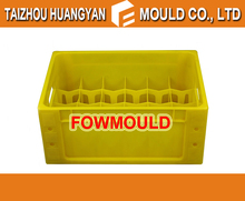plastic injection beer bottle crate mould maker